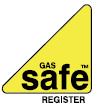 The Gas Safe symbol